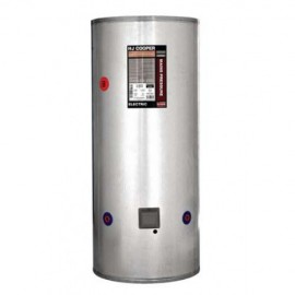 *Out Of Stock* 250L HJ Cooper Stainless Steel Solar Coil Hot Water Cylinder
