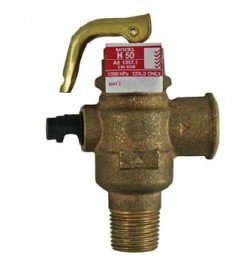 RMC Expansion Valve 15mm 1200kpa H511