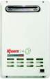 Rheem 24 Continuous Flow Gas Heater LPG / Natural Gas
